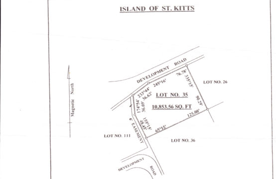 For Sale Land in Half Moon Heights Development