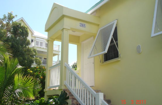 1 Bedroom Villa For Rent With Great View In Calypso Bay