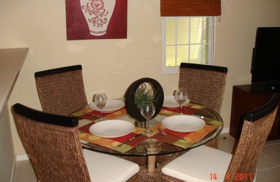 For Rent In Calypso Bay: 1 Bedroom Villa