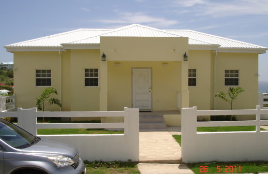 2 Bedroom House For Rent In Frigate Bay